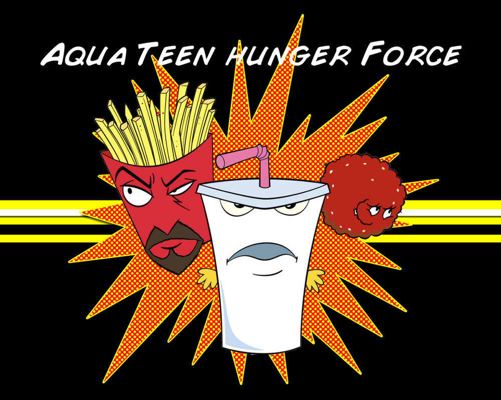 Ads aqua force hunger teen