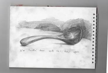 Weird spoon study by olq-plo