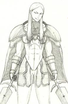 Undine of the Twin Sword