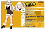 [MyHeroAca] Sheepie -Profile-