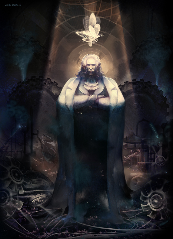 OLD FATHER TIME by blazewu