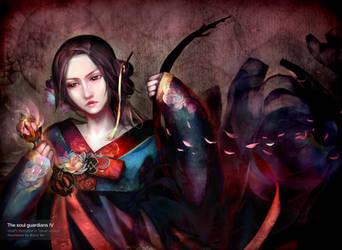 Korean girl by blazewu
