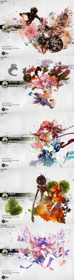 Deemo MILI song pack