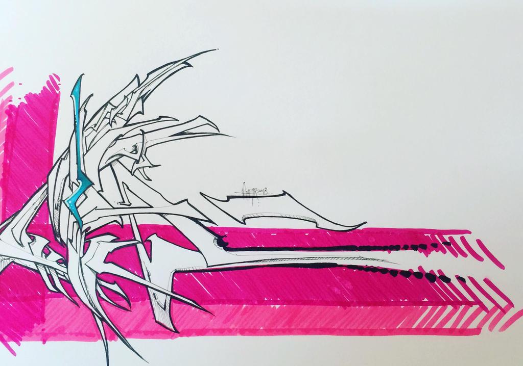 Xenomorph design  by norberthor