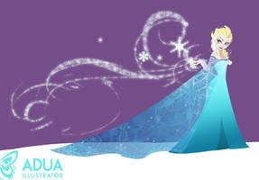 Elsa by SummoningTheDarkness