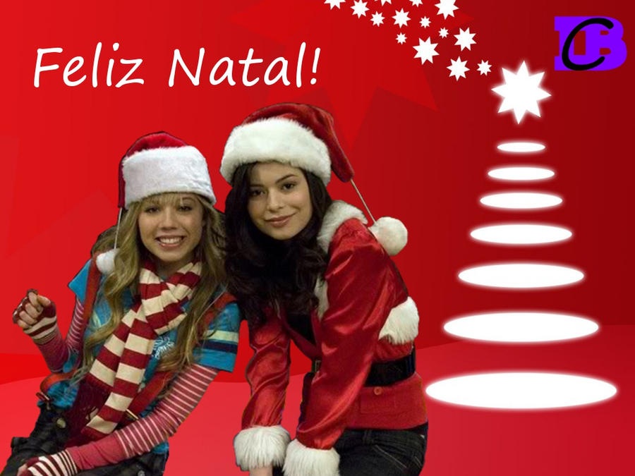 Wallpaper De Natal Icarly By Iheartarts