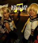 Rin and Len Kagamine: Smile