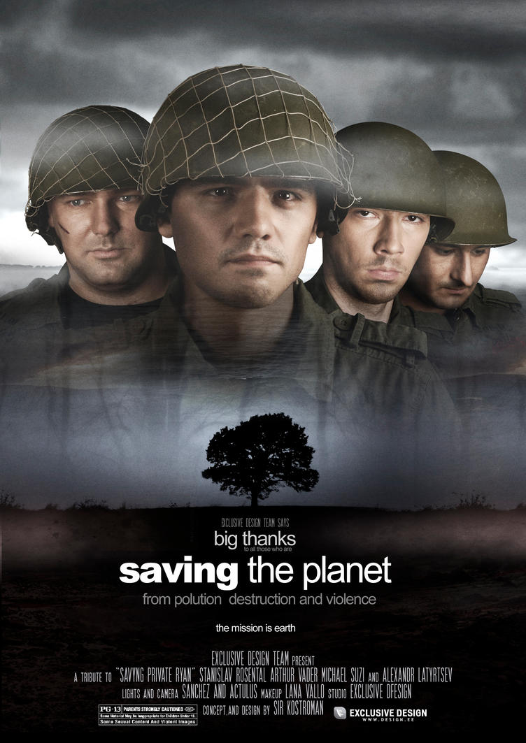 saving private ryan movie analysis