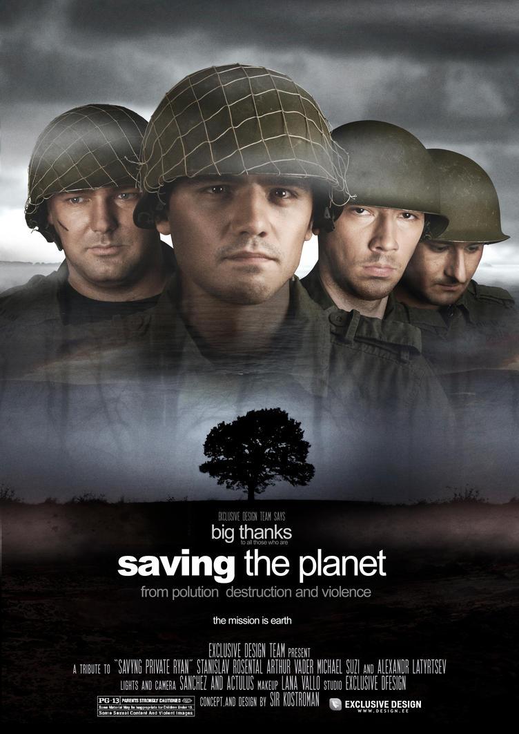 Saving Private Ryan tribute by Kostroman on DeviantArt