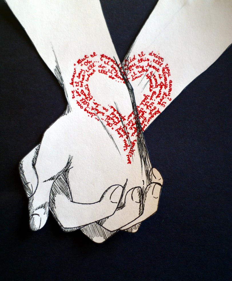 It's You That I'll Hold On To... by XxVINTAGExX