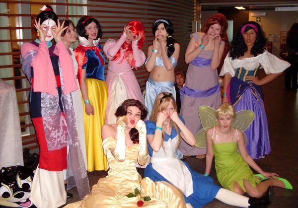 Disney Princess 2 by rantasalo