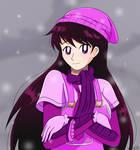 Rei Hino by LadyKaya333