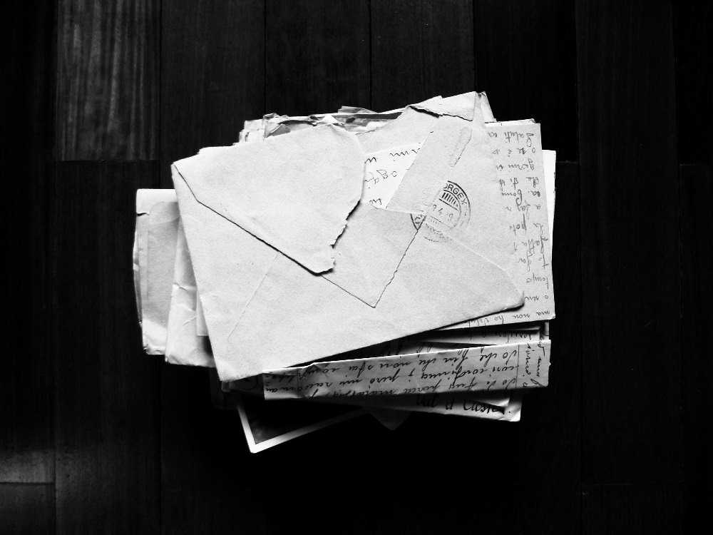 1947's letters. by AllieSbabbs