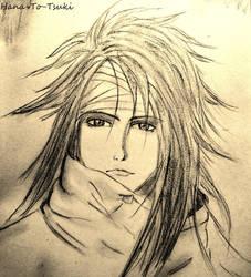 Vincent Valentine Final Fantasy VII by Hana-to-Tsuki