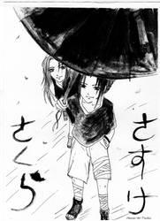 Sasusaku by Hana-to-Tsuki