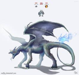 Pokemon Fusion: Rhyizard