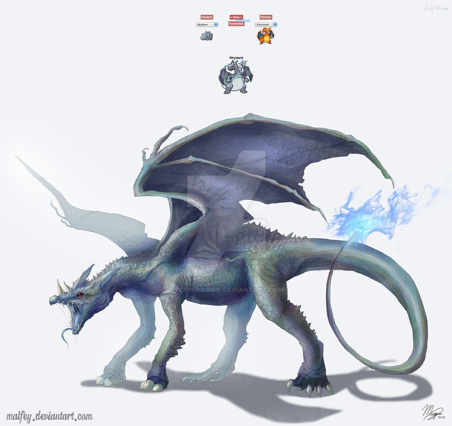 [Image: pokemon_fusion__rhyizard_by_malfey-d6fe0hv.jpg]