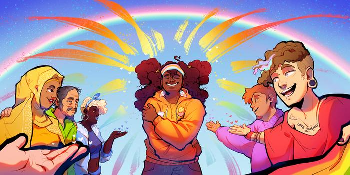 Pride 2020 - Love Yourself!