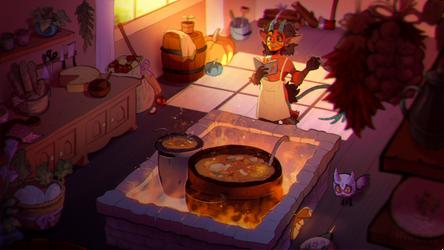 Soup, Anyone?