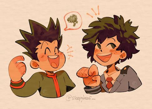 Same Hair!