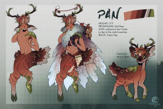 Custom: Forest Faun