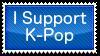K-Pop fan stamp by SuperMarioEmblem