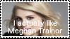 Pro-Meghan Trainor Fan by SuperMarioEmblem