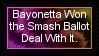 Bayonetta Won the Ballot by SuperMarioEmblem