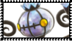 Pokken Chandelure Stamp by SuperMarioEmblem