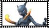 Pokken Shadow Mewtwo Stamp by SMB101