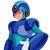 Mega Man X Emote 3