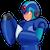 Mega Man X Emote 8