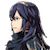 Lucina's Normal Face by SuperMarioEmblem