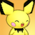 Pichu is very happy
