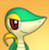 Snivy is Determined by SuperMarioEmblem