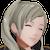 Female Robin smiles