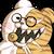 Monosuke laughing