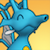 Kingdra is happy