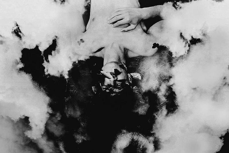 Lost in clouds by iLoran