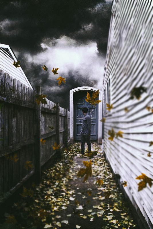 Week 8 The Mysterious Door by iLoran ... & Week 8 The Mysterious Door by iLoran on DeviantArt