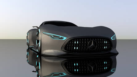 Mercedes vision gt by TTKiNG13