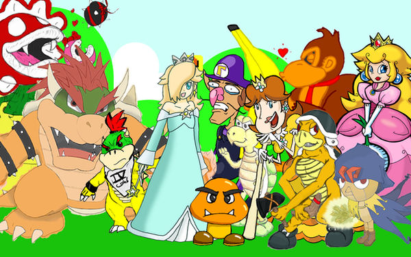 NinDB Collab 4: Super Mario Br