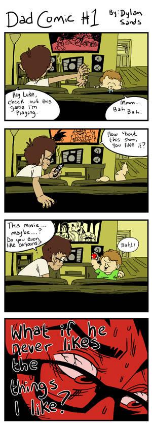Dad comic 1