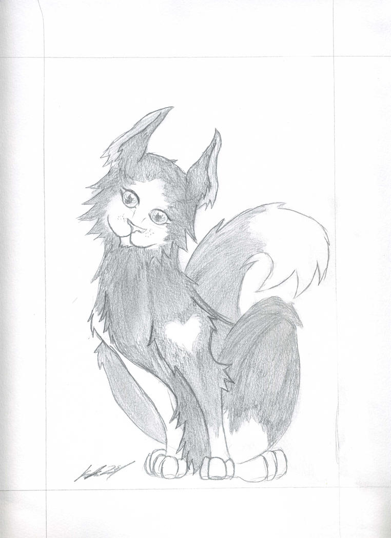 Commission - Unclean, pencil, general by koko231