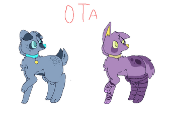 adopts! ota! by Gummyrino