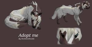 Wolf Preset 7 (Adopt me) - CLOSED