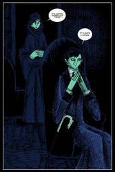 Dark Shadows: The Night Whispers page three