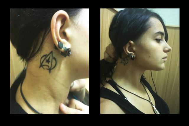 Star trek tattoo by Izi-jeevas