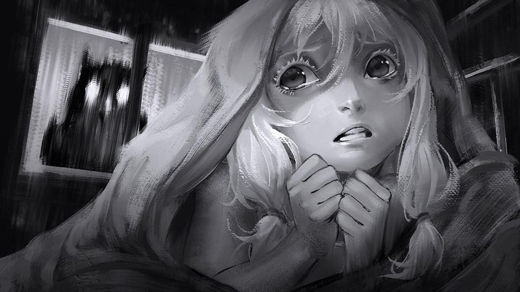 bunny horror 2 by Saikono