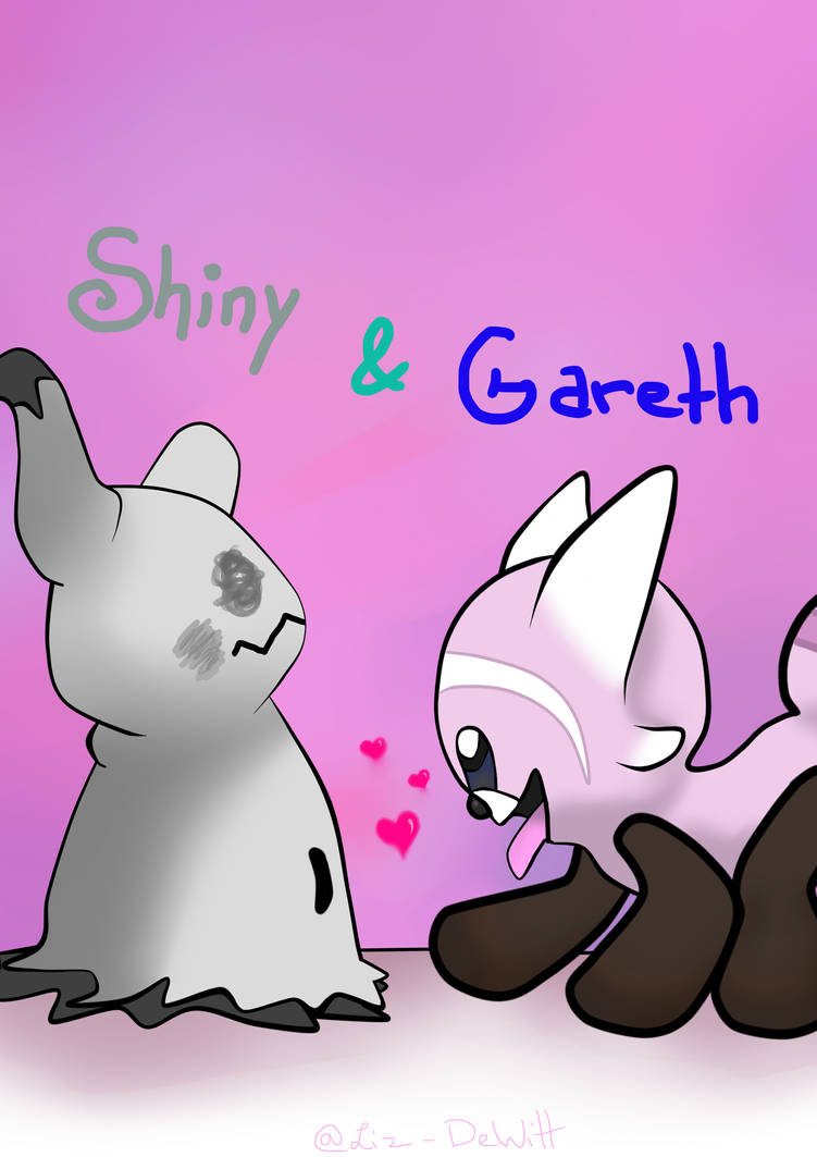 Shiny and Gareth